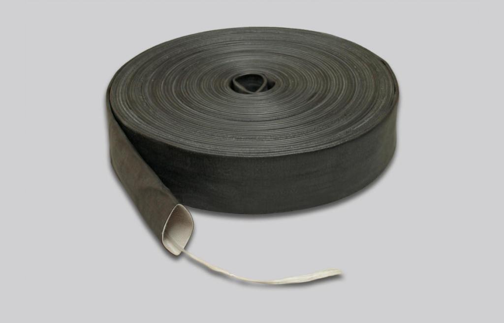 Manguera de protección para cables Syntex, negra, Ideal con cordón de guía
