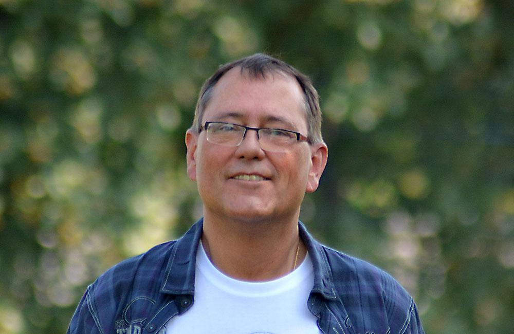 Señor Ralf Eschbach