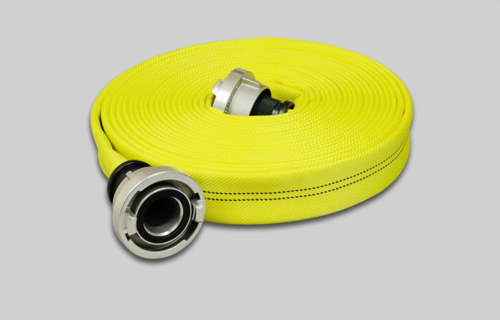 Nivel de rendimiento 2 Manguera de incendios  Syntex Signal Extra, amarillo brillante